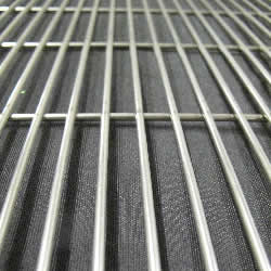 Barbecue Grill Panels With Stainless Steel Wire For Roasting